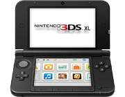 Nintendo 3DS XL: BLACK
