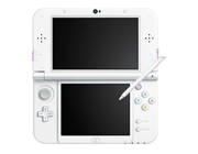 New Nintendo 3DS XL: PEARL WHITE