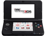 New Nintendo 3DS: BLACK