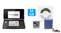 Nintendo 3DS: COSMOS BLACK